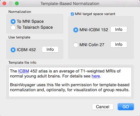 MNI Normalization